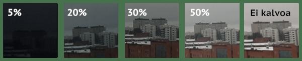 Window Film Scale